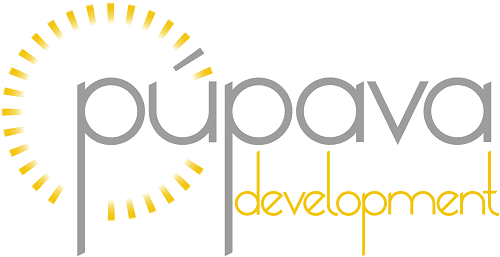 logo pupava development